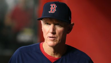 Photo of Ron Roenicke in as Boston Manager