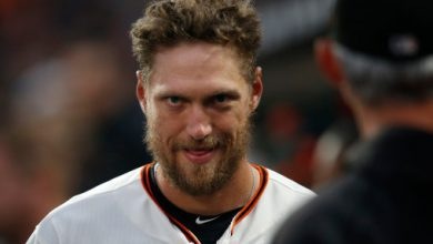 Photo of Hunter Pence is Returning to the Bay