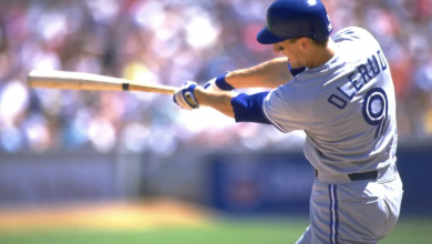 Photo of John Olerud: Perhaps Punished by Old-School Voting