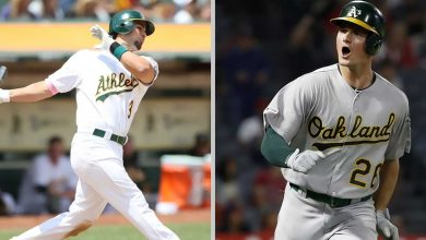 Photo of Comparing Eric Chavez and Matt Chapman