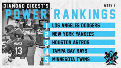 Photo of 2020 Diamond Digest Opening Day Power Rankings