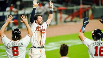 Photo of Dansby Swanson, Tough Luck, and Self-Evaluation