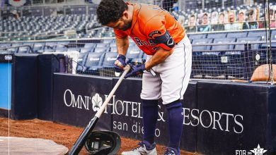 Photo of What's Wrong With Altuve?