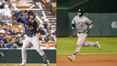 Photo of What to Make of the Brewers' Six Catchers