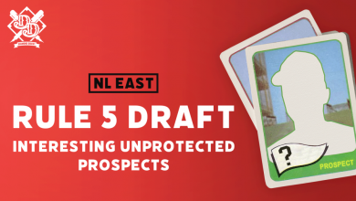 Photo of Highlighting the Rule 5 Draft Eligible Prospects: NL East