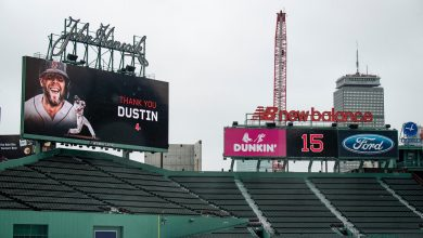 Photo of Thank You, Dustin Pedroia
