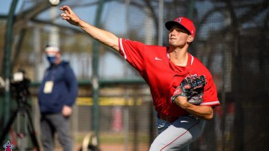Photo of LA Angels Prospect Scouting Report: RHP Chris Rodriguez