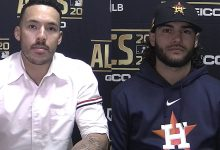 Photo of Astros locking up the core?