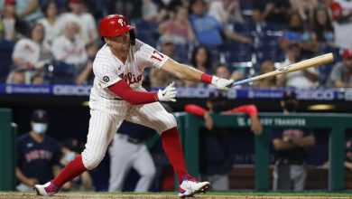 Photo of Errors, Strikeouts, and Wasted Opportunities: The Phillies Continue to Struggle