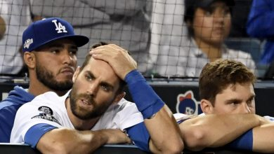 Photo of Panic at Chavez Ravine?