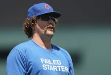 Photo of A's get high leverage arm, Cubs get 2 intriguing prospects