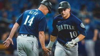 Photo of Jarred Kelenic: To Fail is to Improve