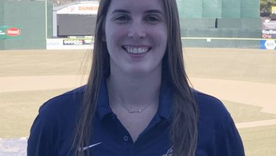 Photo of Weaving a Story: An Interview with Emma Tiedemann, the Voice of the Portland Sea Dogs